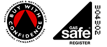 Buy with confidence - Registered Gas Safe